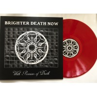 BRIGHTER DEATH NOW - WITH PROMISES OF DEATH [LIMITED] LP