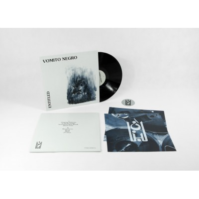 VOMITO NEGRO - ENTITLED [LIMITED] LP