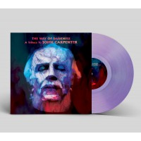 V/A - A WAY OF DARKNESS - A TRIBUTE TO JOHN CARPENTER [HOLOGRAPHIC LAVANDER] LP