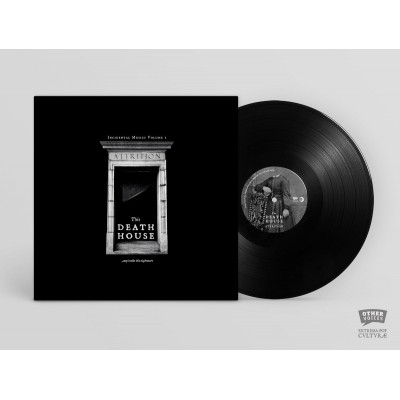 ATTRITION - THIS DEATH HOUSE [LIMITED] LP