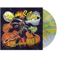 BRIAN SETZER - SETZER GOES INSTRU-MENTAL! [LIMITED] LP