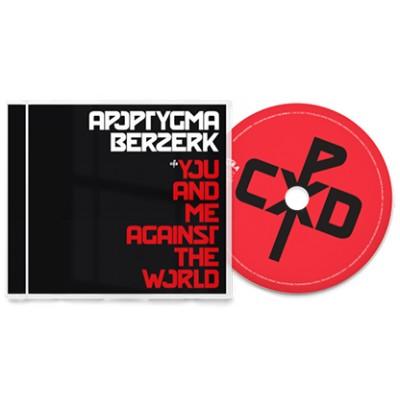 APOPTYGMA BERZERK – YOU AND ME AGAINST THE WORLD [+ BONUS TRACKS] CD