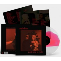 SELOFAN - PARTNERS IN HELL [LIMITED CLEAR WITH PINK BLOB] LP