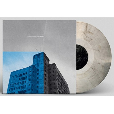 PINDROPS - REFLECTIONS [LIMITED CLEAR WITH BLACK] MLP young & cold records