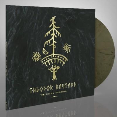 THEODOR BASTARD - VOLCH' YA YAGODA [LIMITED GOLD & BLACK MARBLED] LP season of mist