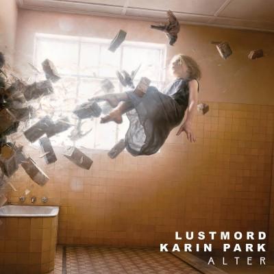 LUSTMORD & KARIN PARK - ALTER [LIMITED BLACK] 2LP pelagic