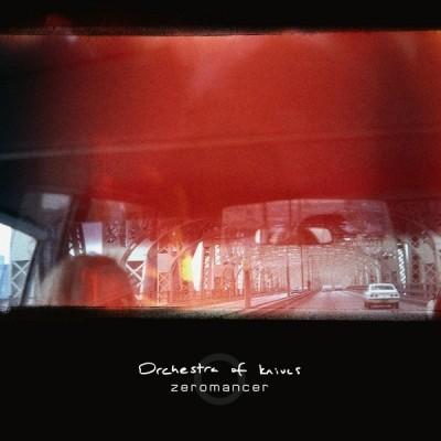 ZEROMANCER - ORCHESTRA OF KNIVES DIGICD