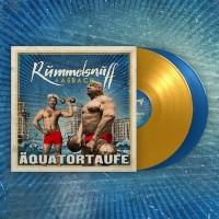 RUMMELSNUFF & ASBACH – ÄQUATORTAUFE [LIMITED] 2LP