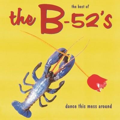 THE B-52´S - DANCE THIS MESS AROUND [BEST OF] LP music on vinyl