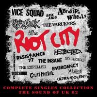 V/A - RIOT CITY: COMPLETE SINGLES COLLECTON 4CD BOX