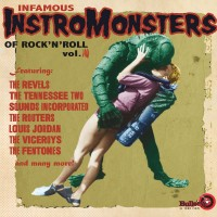 V/A - INFAMOUS INSTROMONSTERS OF ROCK´N´ROLL VOL. 3 LP