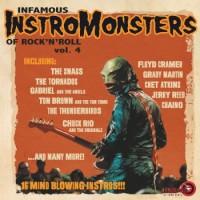 V/A - INFAMOUS INSTROMONSTERS OF ROCK´N´ROLL VOL. 4 LP el toro records