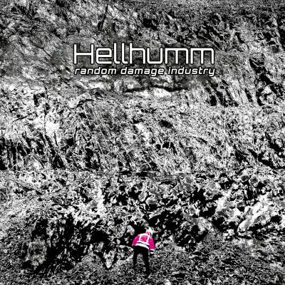 HELLHUMM - RANDOM DAMAGE INDUSTRY CD