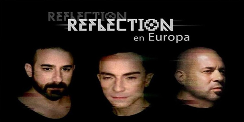 Reflection (Synth Pop - Argentina) - Sábado 7 de Marzo 2020 - Espacio Palma 38